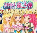 Data Carddass Aikatsu! 2014 Series - Part 3