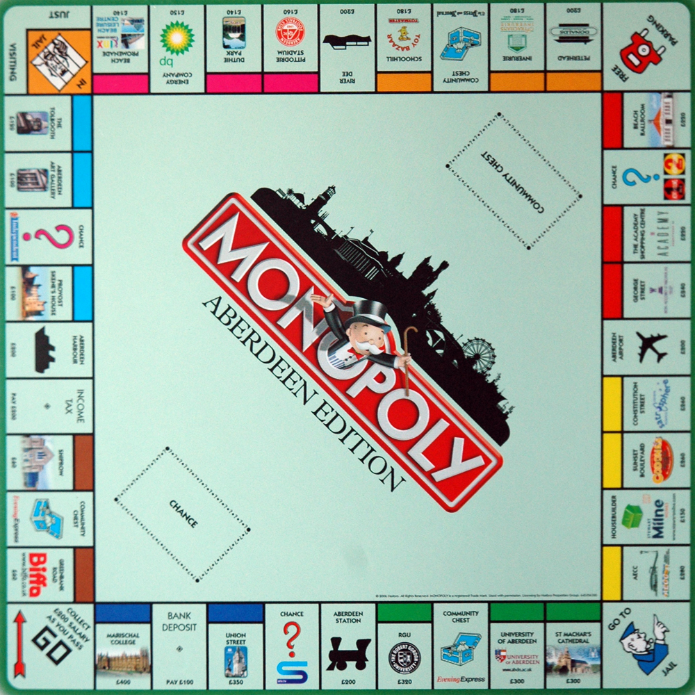 Play Monopoly Classic Online for Free!