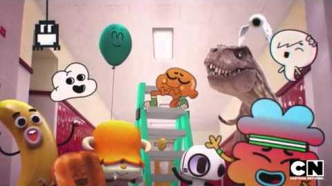 The Amazing World of Gumball - The Words (Preview) Clip 1-0