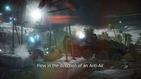 "Only In Battlefield 4: ""Stealth Jet Surfer"" Trailer"