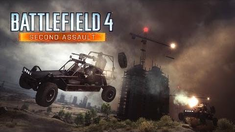 Battlefield 4 Second Assault TV Trailer