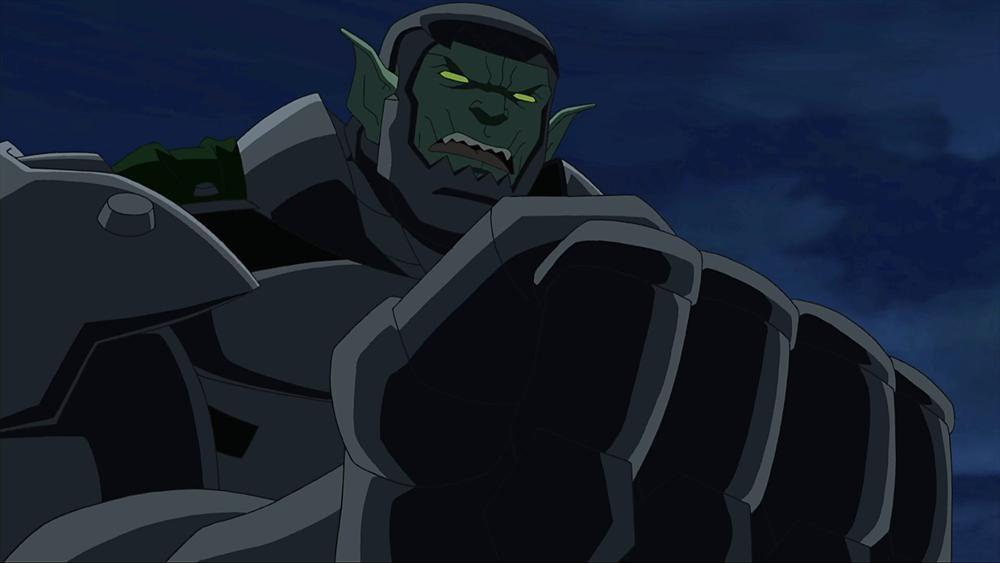 Ultimate Green Goblin Marvel Image - Ultimate-spide...