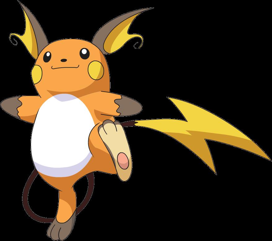 R pokemon what pokemon do you think deserve mega - Pokemon x raichu mega evolution ...