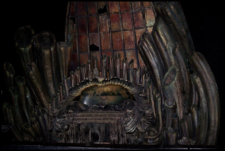 Davy Jones Pipe Organ Disney Wiki