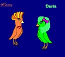 Hestia i Daria