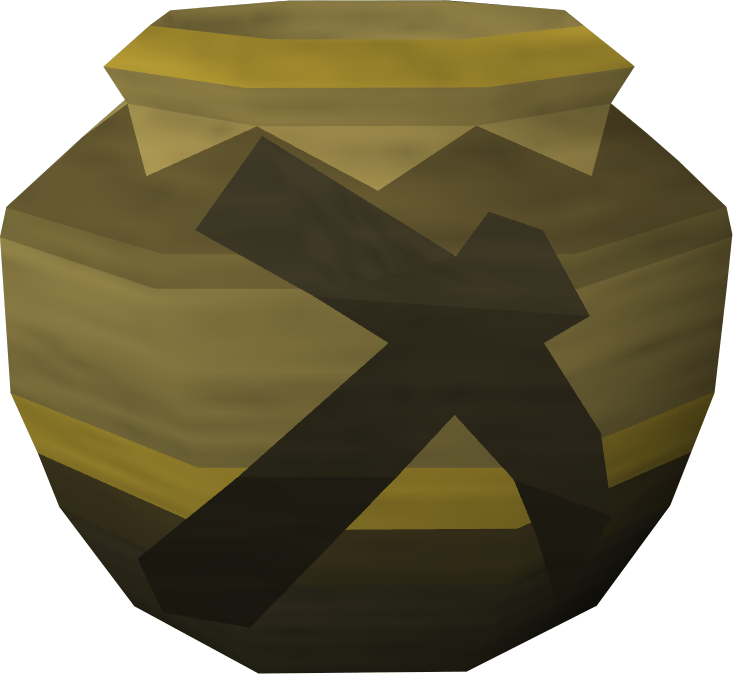Decorated Mining Urn Nr The Runescape Wiki