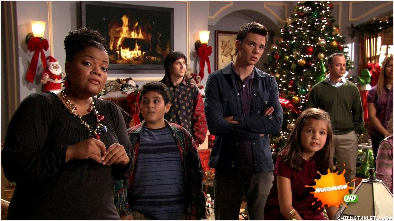 Josh and drake christmas movie