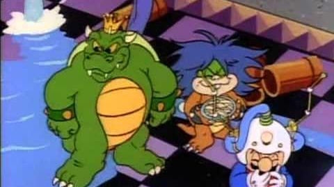 Super Mario Bros. 3 Episode 09 - Oh, Brother!