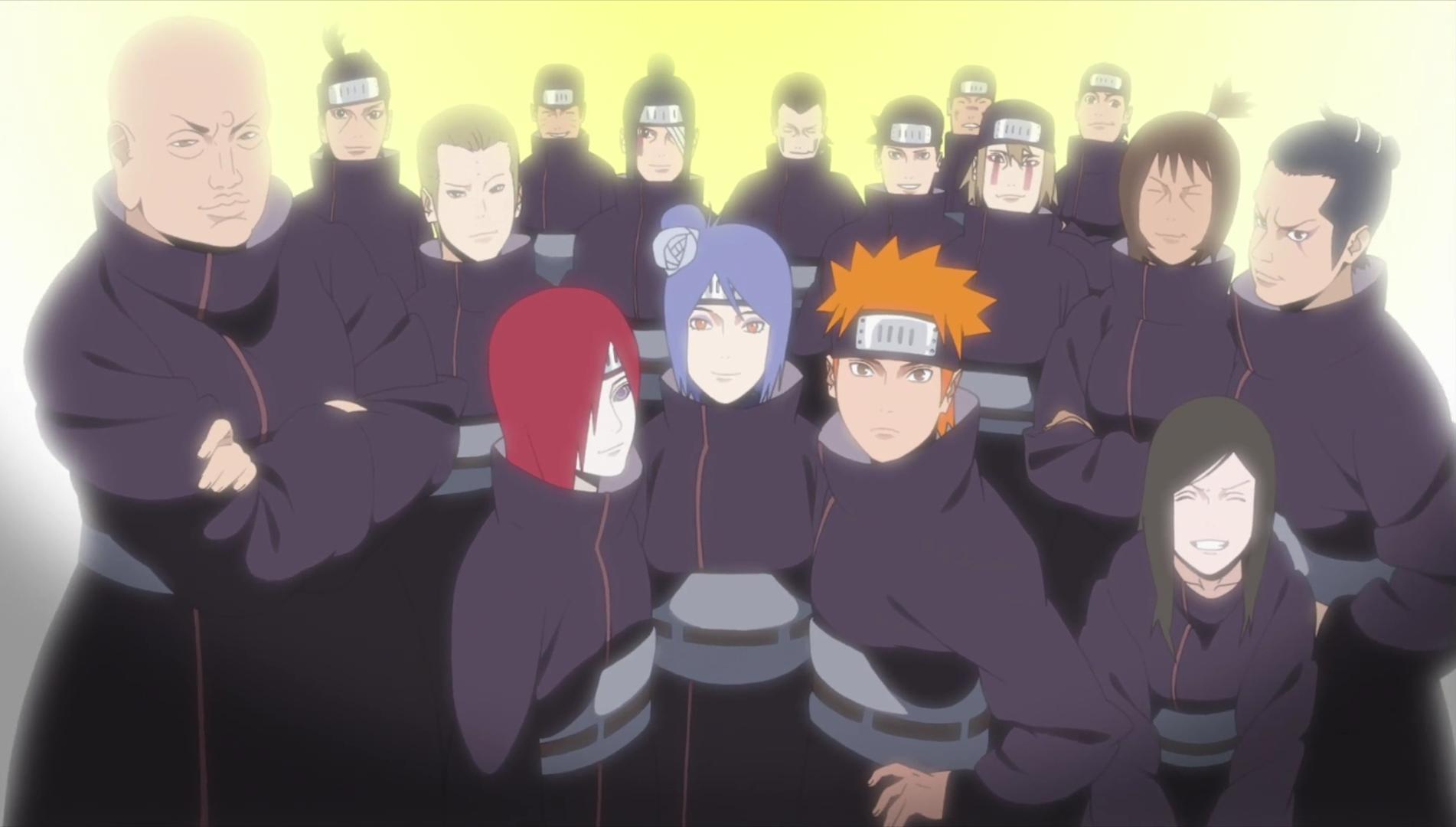 Akatsuki - Narutopedia, the Naruto Encyclopedia Wiki