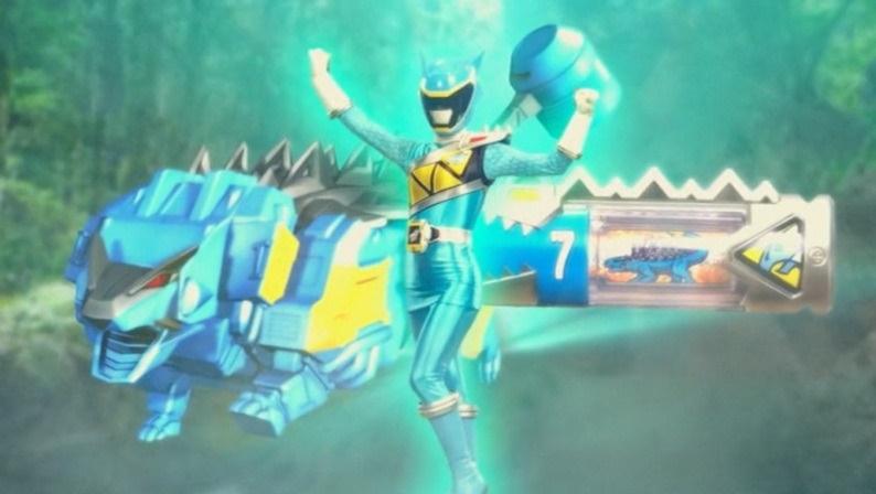The Super Sentai And Power
