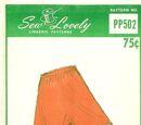 Sew Lovely PP502