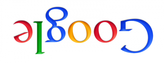 Image - Google-upside-down-550x213.png - Logopedia, the logo and ...