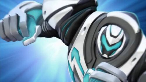 Turbo Strength Mode - Max Steel Reboot Wiki