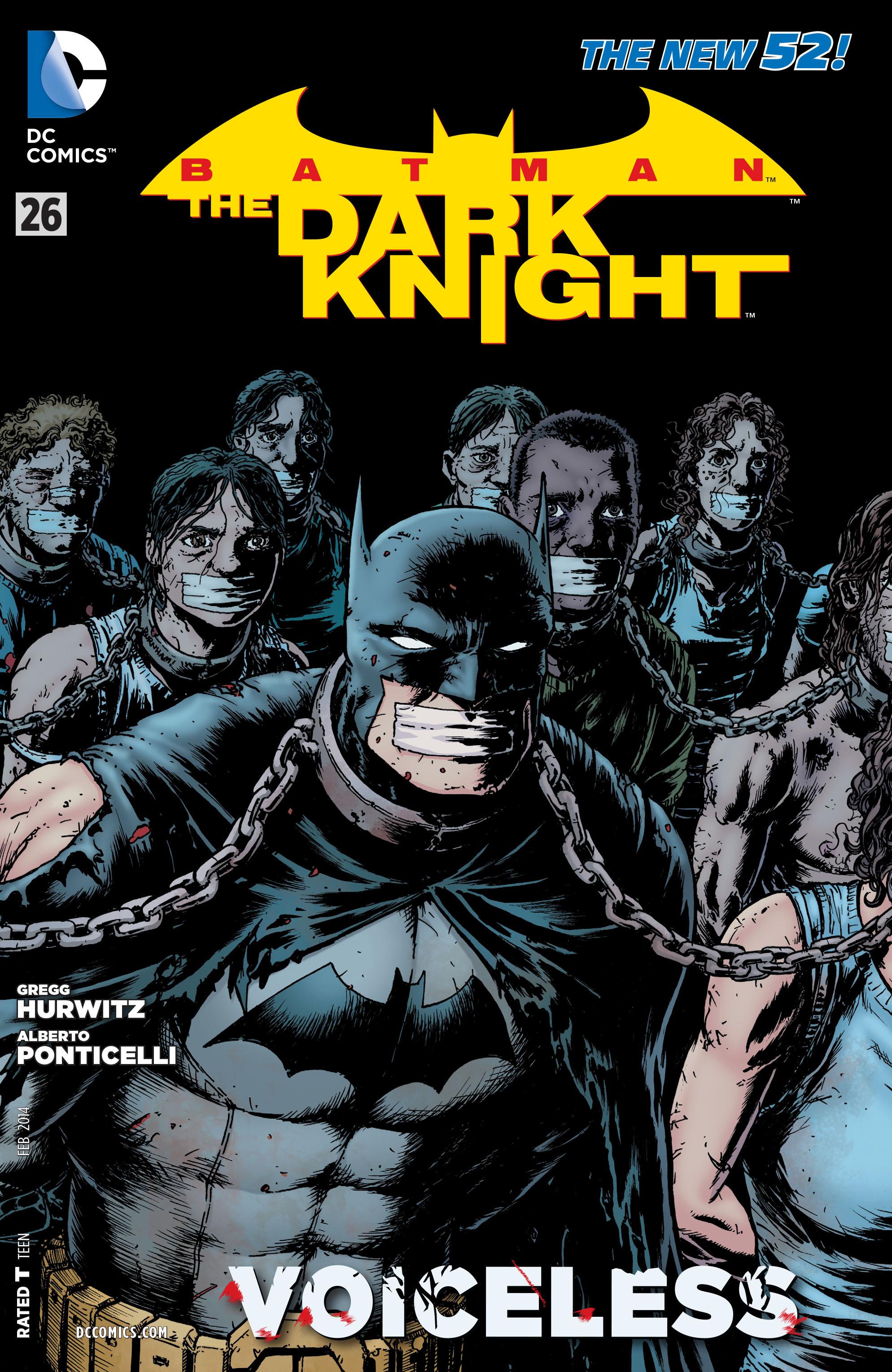 Making christmas ornaments at home - Batman The Dark Knight Vol 2 26 Dc Comics Database