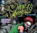 Batman: Joker's Daughter Vol.1 1