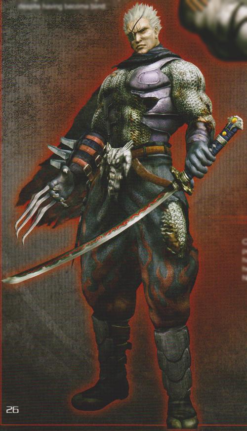 Ninja Gaiden Clans Appears in Ninja Gaiden 3