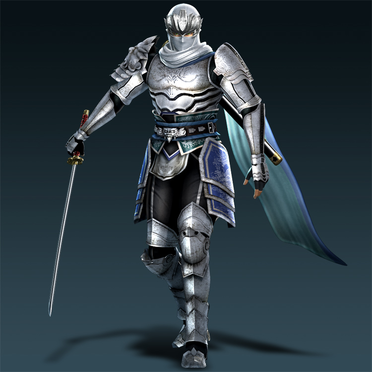 Warriors Orochi 3 Ultimate Da Ji Mystic Weapon: NG2 Render Char Ryu 02 Warriors Orochi 3 Zhaoyun