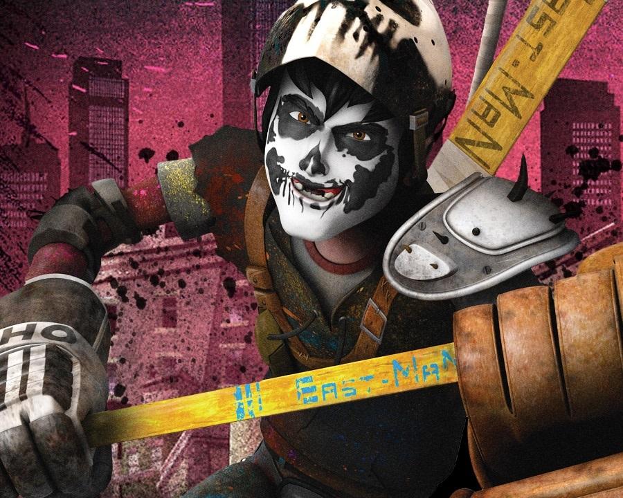 Image - TMNT 2012 Casey Jones-15-.jpg - Teenage Mutant ... - photo#13