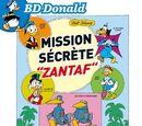 "Mission secrète ""Zantaf"""