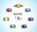 Pierścienie Mare