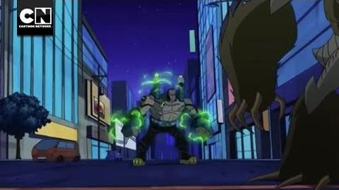 Omniverse Monster Trap Ben 10 Cartoon Network
