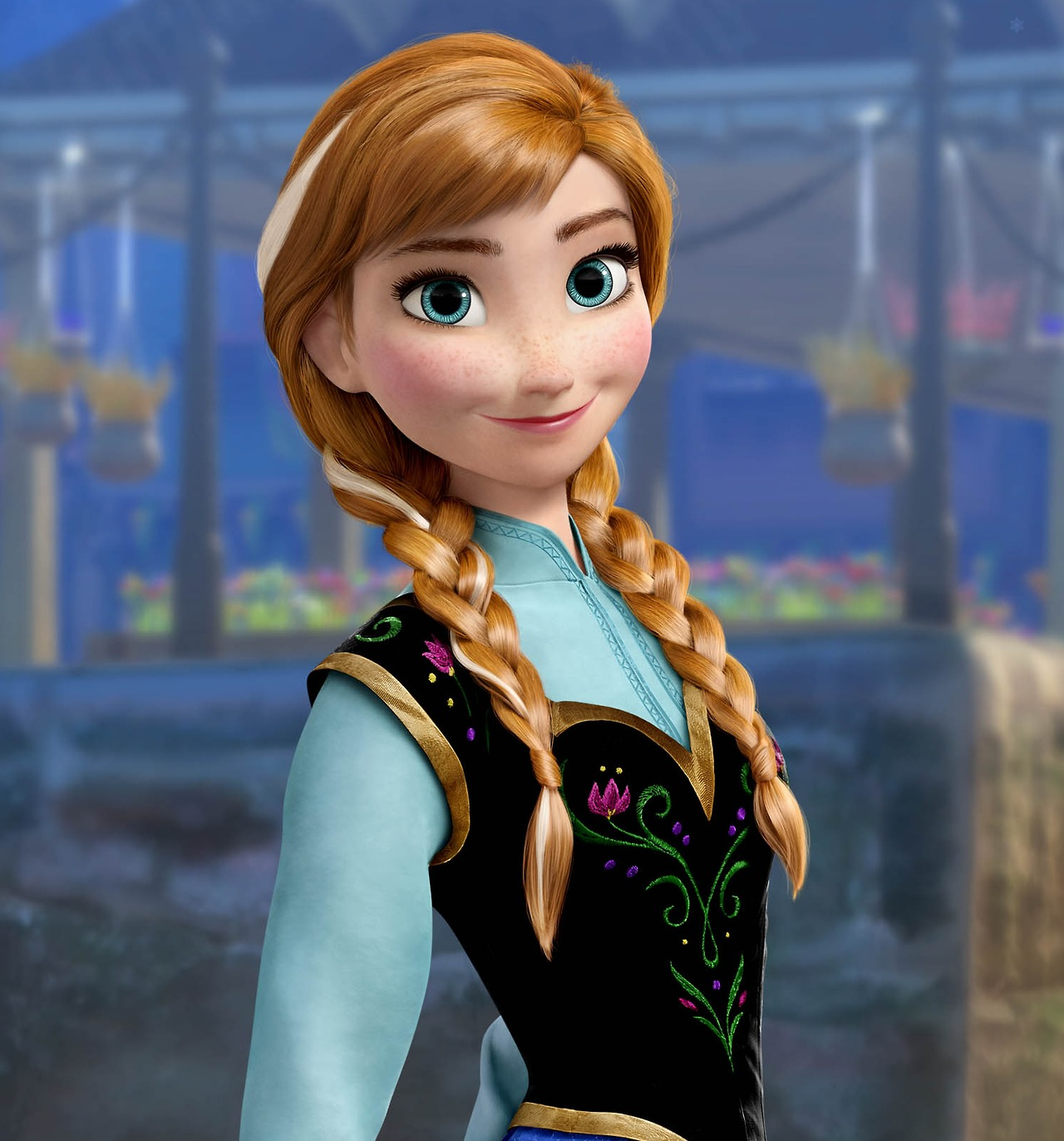 List of disney princesses disney princess wiki - Princesse frozen ...