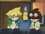 Max, Kenny e Ryu Granger