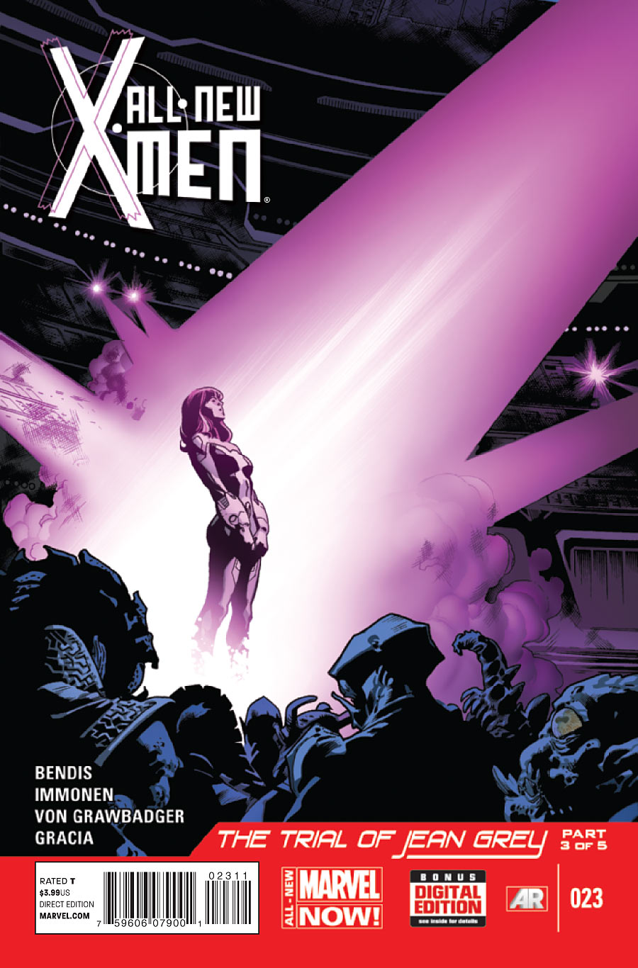 All-New X-Men Volume 4 : All-Different Bendis Peterson Immonen (2014, Hardcover)