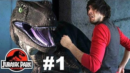 DINOSAURIOS Jurassic Park Parte 1