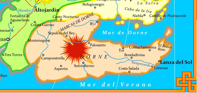 Cronología de Dorne Mapa_de_dorne