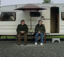 George Senior's Caravan