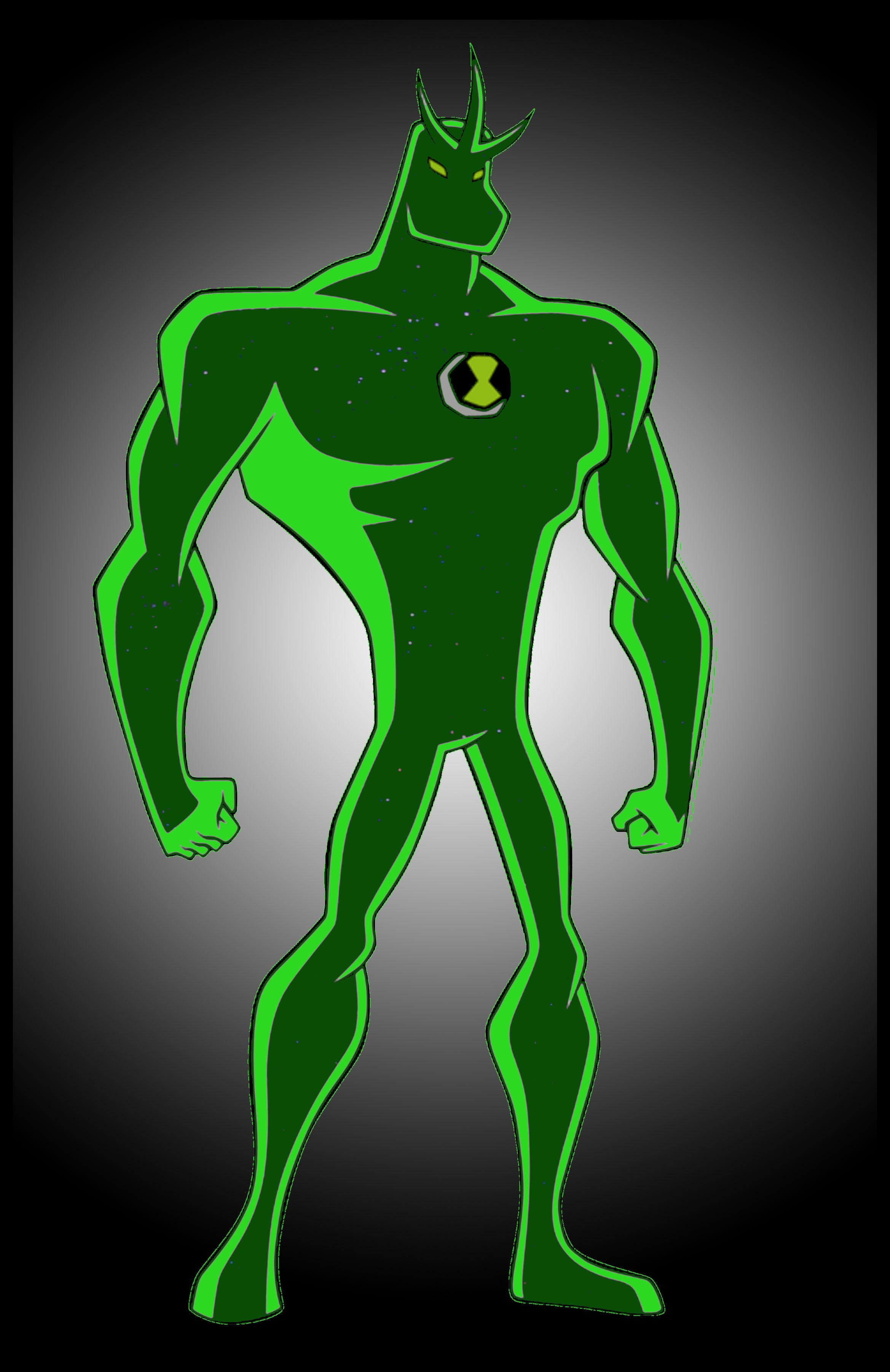 Ben 10 alien force ultimate alien x - Ben ten alien x ...