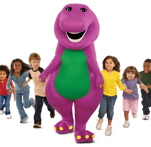meet barney and friends