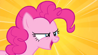 Pinkie Pie 'seething, angry mob' S4E14