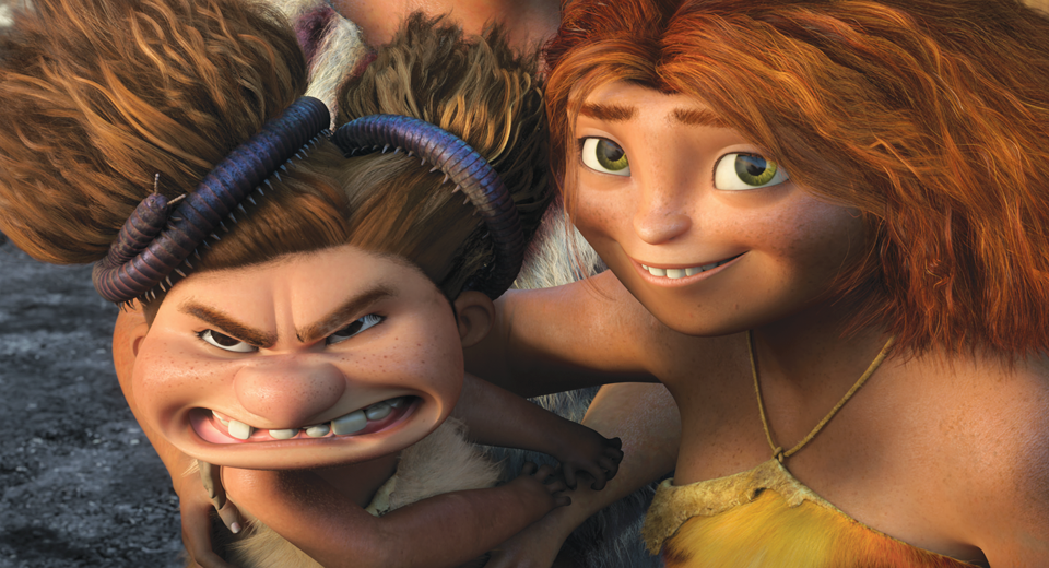 Image - The Crood Sisters.png - The Croods Wiki