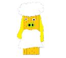 Lady Pasta Pig