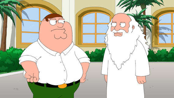 Watch Family Guy Season 12 Episode 13 3 Acts of God