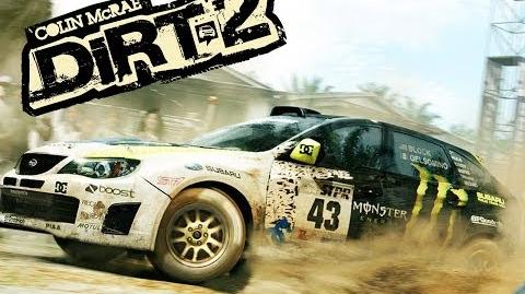Colin McRae DiRT 2 - Cars