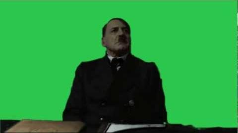 Downfall Parodies Green Screen Pack (TheSilverUniverse)