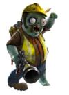 Plants vs Zombies: Garden Warfare Engineer Zombie