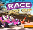 Carrera por la Copa del zoológico