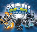 Dark Skylanders