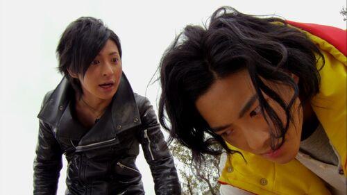Brave 7: Angry! Daigo'...
