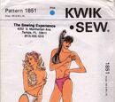Kwik Sew 1851