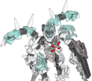 Stormer and Frost Beast combiner model