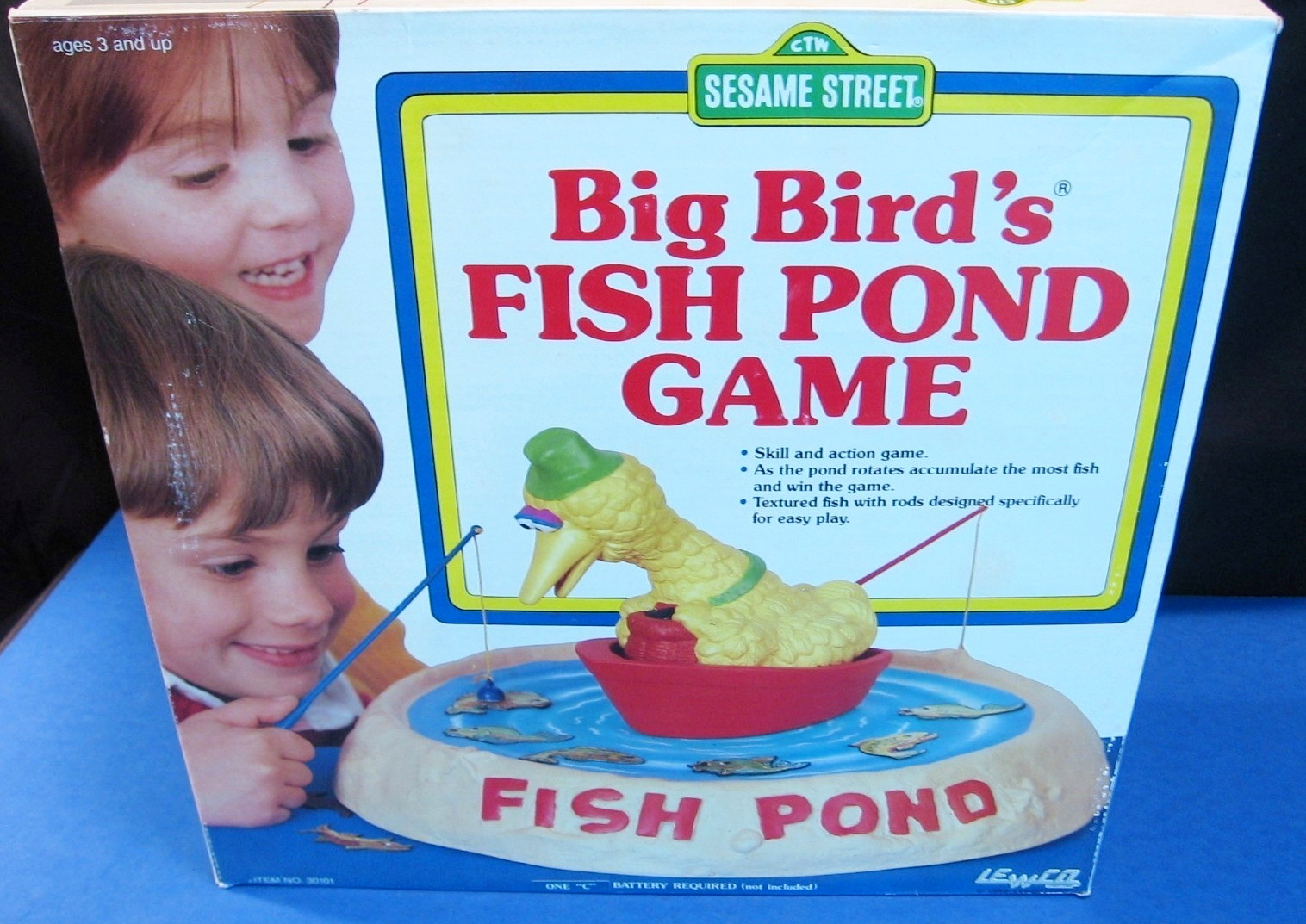 Big bird 39 s fish pond game muppet wiki wikia for Koi pond game online