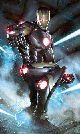 Anthony Stark (Tierra-616) por Granov 002 (cortada)