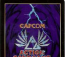 Capcom Action Card Game