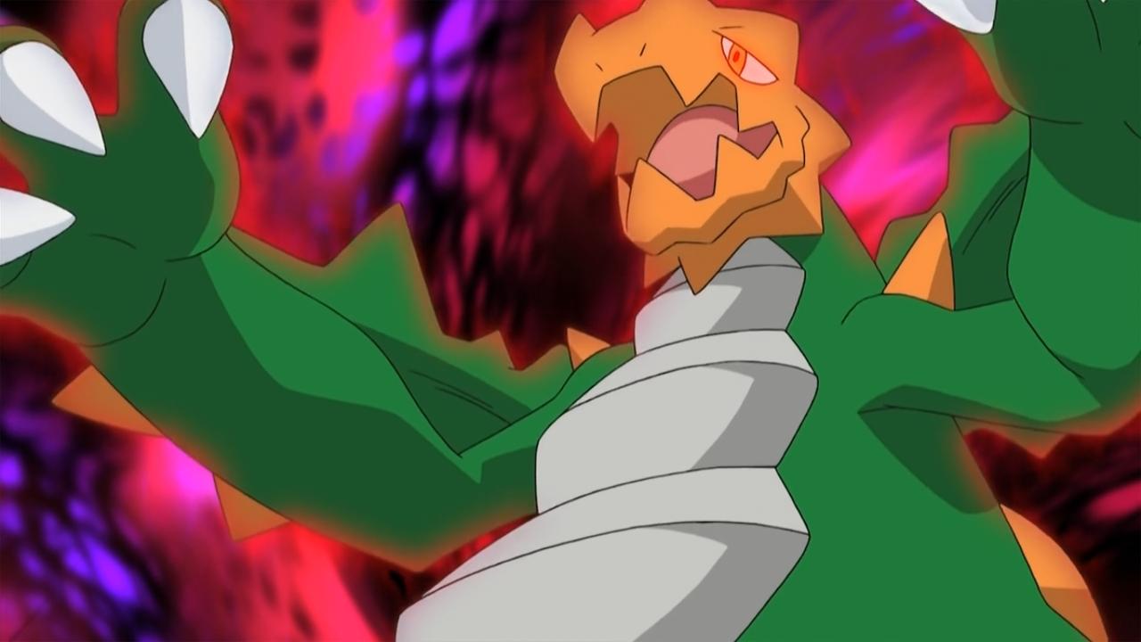 Clair's Druddigon - The Pokémon Wiki