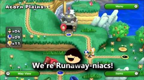 Runaway-niacs